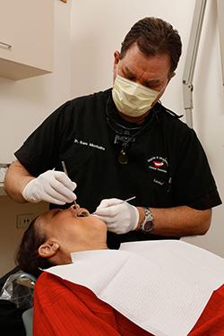 Bronx Periodontics Patient