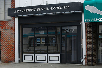 Bronx East Tremont Dental Associates Location